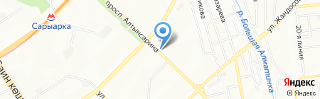 Kids city на карте Алматы