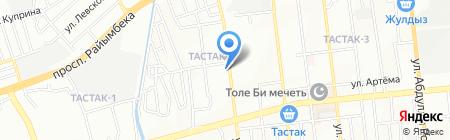 LuxAvto на карте Алматы