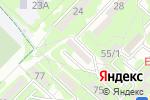 Схема проезда до компании ACPI в Алматы