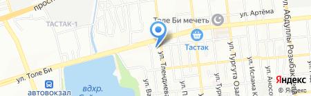 Asn Group на карте Алматы