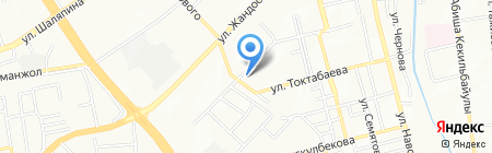 Этос Строй Сервис на карте Алматы