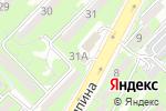 Схема проезда до компании Синергия в Алматы