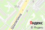 Схема проезда до компании Точка в Алматы