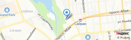 Ark Stone Group на карте Алматы