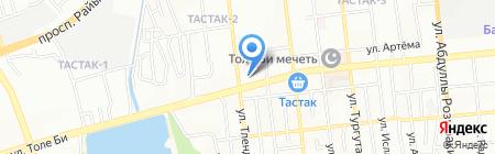 Tourkey на карте Алматы