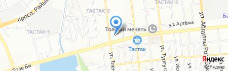 Solomona на карте Алматы