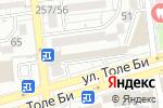 Схема проезда до компании Smart Ломбард, ТОО в Алматы
