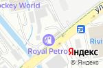 Схема проезда до компании Автомагазин в Алматы