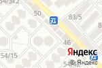 Схема проезда до компании Талгат в Алматы