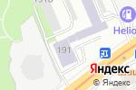 Схема проезда до компании Мебельная компания в Алматы
