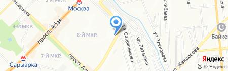 NRG ELEKTRO на карте Алматы