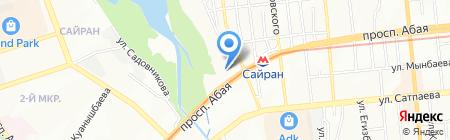 WIZICO Design на карте Алматы