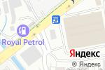 Схема проезда до компании Мэлс в Алматы