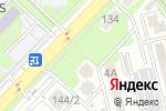 Схема проезда до компании Совершенство в Алматы
