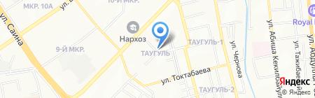 ЛинзыKZ на карте Алматы