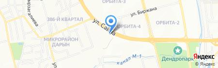 Enigma на карте Алматы
