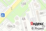 Схема проезда до компании Айдахар в Алматы