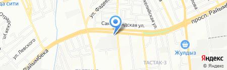 FUJI-LIFT на карте Алматы