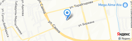 Arnau Print на карте Алматы