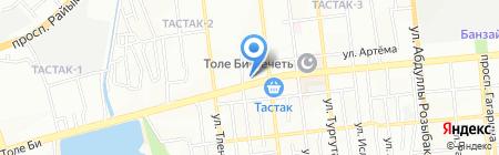 ГОС-Ломбард на карте Алматы