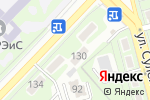 Схема проезда до компании Julee Group в Алматы