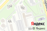 Схема проезда до компании Нидиа-Фарм в Алматы