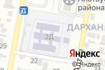 Схема проезда до компании Детский сад №168 в Алматы