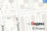 Схема проезда до компании Apple city Вкуси Сочную Жизнь в Алматы