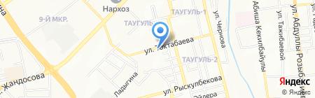 МЭР International на карте Алматы