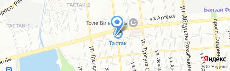 Electro Form Ltd. на карте Алматы