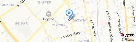 Ceragem компания на карте Алматы