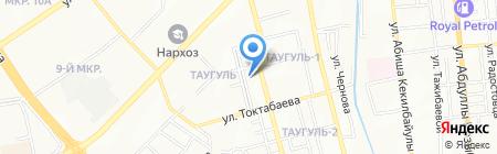 Тандем Плюс на карте Алматы