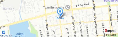 СтройДом на карте Алматы