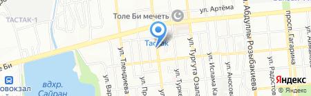 Всё для кровли на карте Алматы
