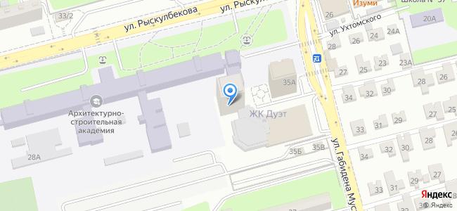 Казахстан, Алматы, улица Щепкина, 35