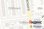 Схема проезда до компании АКЖиК ломбард, ТОО в Алматы