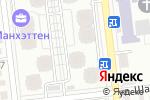 Схема проезда до компании Алмарум в Алматы