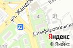 Схема проезда до компании GLADIS в Алматы