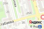 Схема проезда до компании Отырар, магазин разливного пива в Алматы