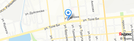 Respect на карте Алматы