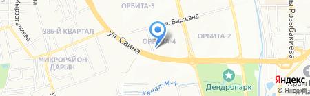 MRK Marketing на карте Алматы