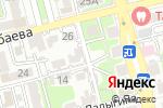 Схема проезда до компании BabyCare в Алматы