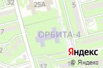 Схема проезда до компании Ясли-сад №89 в Алматы