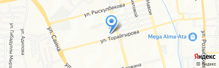 French Nail Studio на карте Алматы