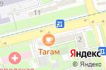 Схема проезда до компании Танкер в Алматы