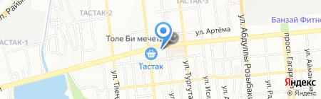 Alaservice на карте Алматы