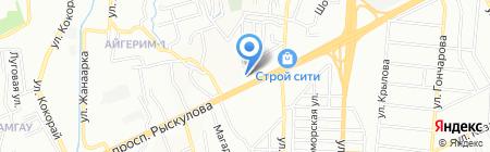 TruckAutoTrade на карте Алматы