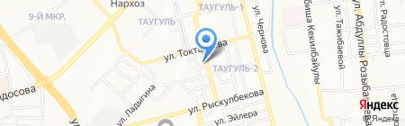 ABRIS на карте Алматы