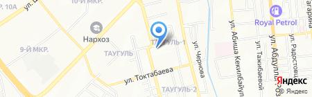 KazNetworks на карте Алматы