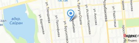 Всех скорбящих Радость на карте Алматы